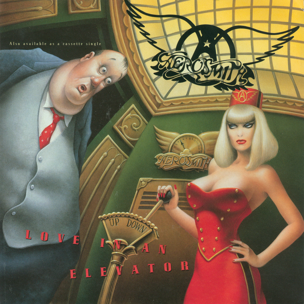 Aerosmith – Love In An Elevator
