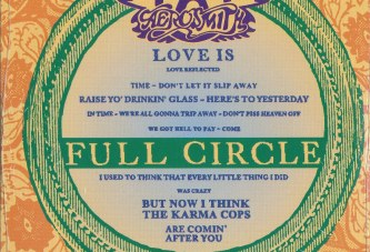 Aerosmith – Full Circle