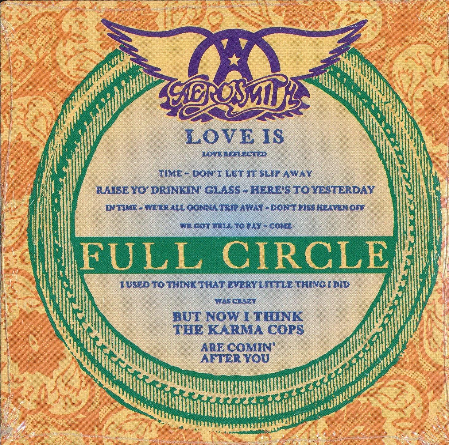 Aerosmith – Full Circle