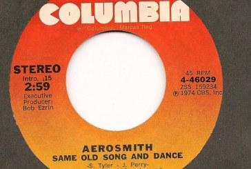 Aerosmith – Same Old Song and Dance