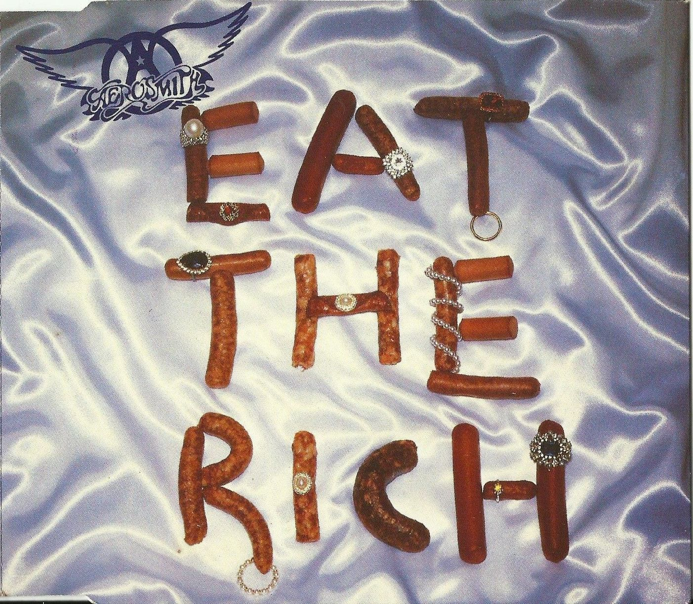 Aerosmith – Eat The Rich
