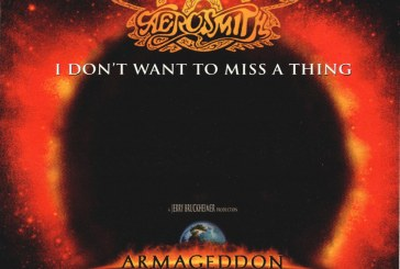 Aerosmith – I Don´t Want To Miss A Thing