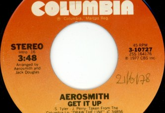 Aerosmith – Get It Up
