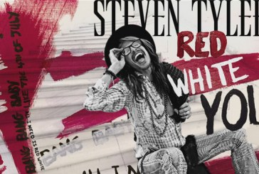 "Steven Tyler: ""Red, White & You"" el segundo single de su disco solista"