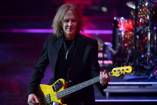 Tom Hamilton se suma a Thin Lizzy