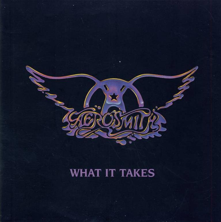 Aerosmith – What It Takes