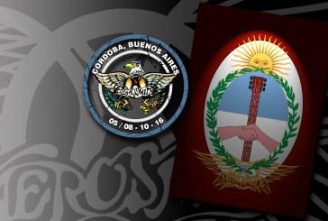Aerosmith de nuevo en la Argentina