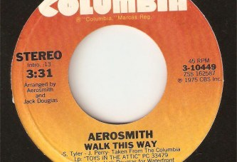 Aerosmith – Walk This Way