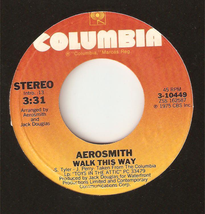 Aerosmith – Walk This Way