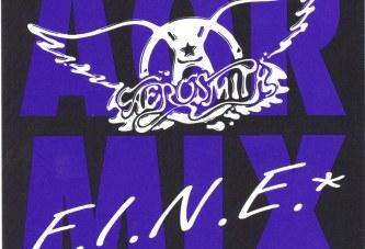 Aerosmith – F.I.N.E