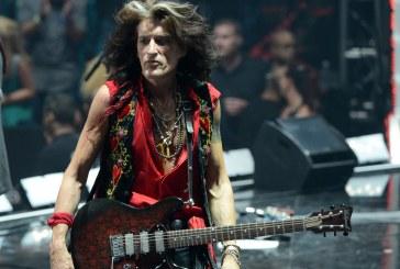 """Joe Perry: """"Me encantaría entrar al estudio con Aerosmith el año que viene"""""""