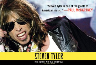 "Crítica del Libro de Steven Tyler: ""Does the noise in my head bother you"""