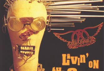 Aerosmith – Livin' on The Edge