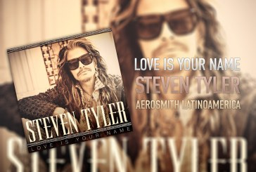 "Escuchá la nueva canción de Steven Tyler: ""Love is your name"""