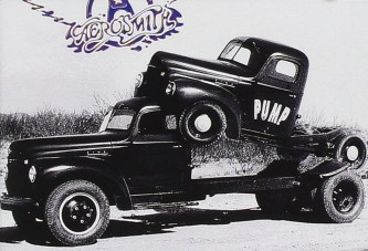 Aerosmith – Pump (1989)