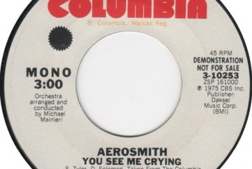 Aerosmith –  You See Me Crying