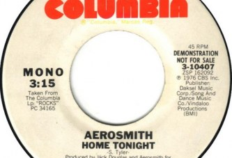 Aerosmith – Home Tonight