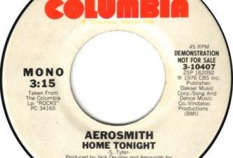 Aerosmith – Home Tonight