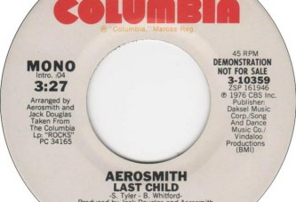 Aerosmith – Last Child