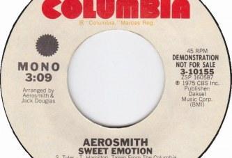 Aerosmith – Sweet Emotion